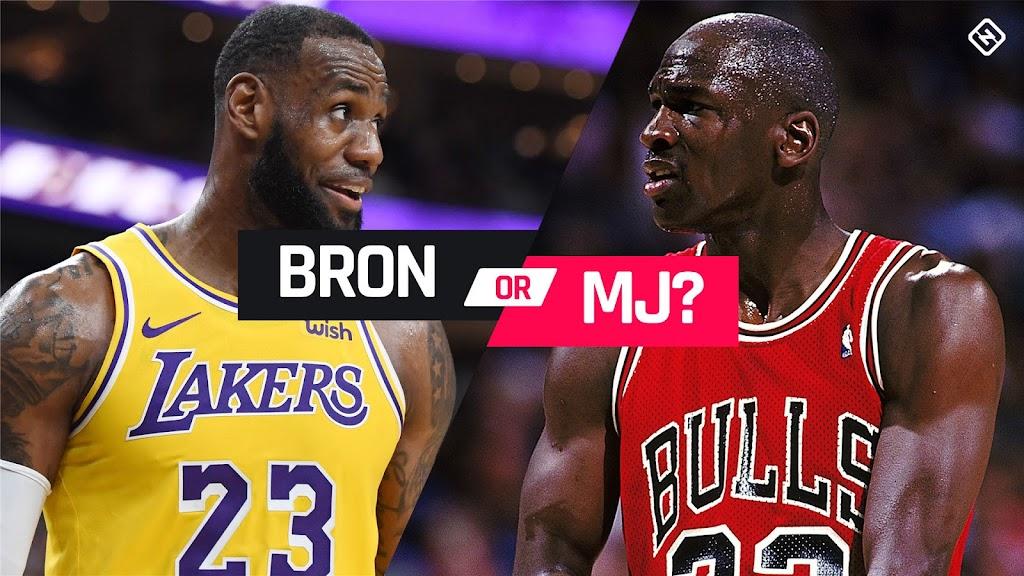 Michael Jordan vs. Lebron James: Republicans Buy Sneakers, Too